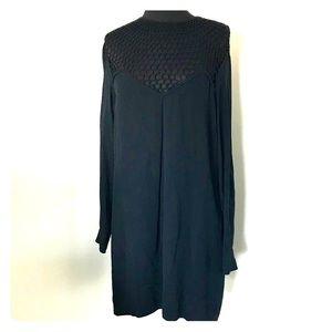 NWT A.L.C. Crochet Top Shift Dress